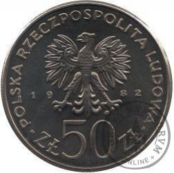 50 złotych - Bolesław Krzywousty