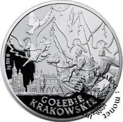 108 kraków - Gołębie krakowskie (II emisja)