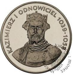200 złotych - Kazimierz I Odnowiciel