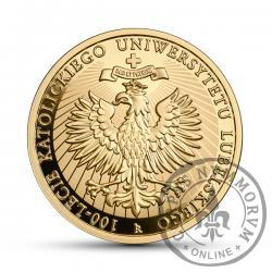 200 złotych - 100-lecie Katolickiego Uniwersytetu Lubelskiego