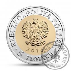 5 złotych - Zamek Książąt Pomorskich w Szczecinie