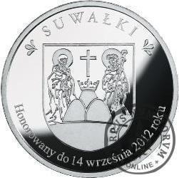 40 suwali (V emisja) - Wilk szary