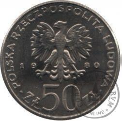 50 złotych - Bolesław Chrobry