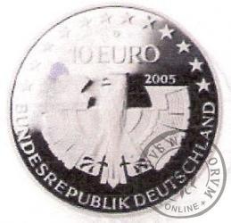 10 euro -  Park Narodowy Las Bawarski