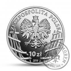 """10 złotych - Stanisław Kasznica """"Wąsowski"""""""