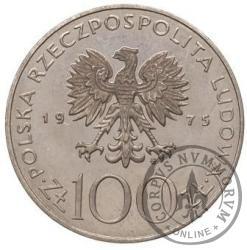 100 złotych - Helena Modrzejewska