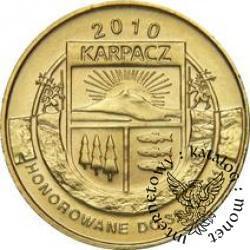 6 talarów karkonoskich - Karpacz (III emisja* - st. odwrócony)