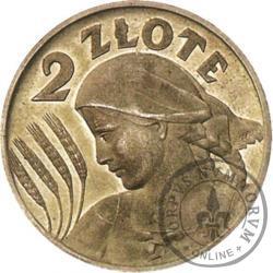 2 złote - Ag st. L