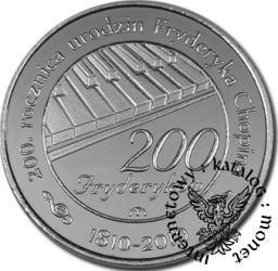 200 fryderyków (Ag)