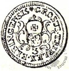 trojak - cyfra 3