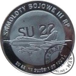 2 polskie skrzydła / SU 22 (stal szlachetna)