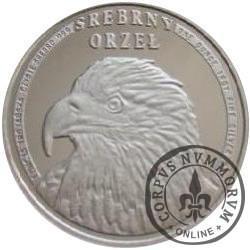 srebrny orzeł (Ag)