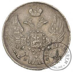 15 kopiejek - 1 zloty (Н-Г zloty)