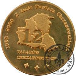 12 talarów chrzanowskich