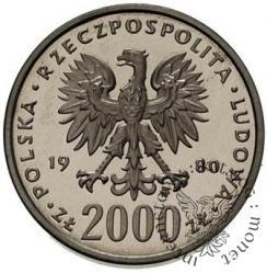 2000 złotych - Chrobry
