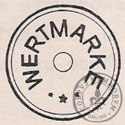 Wertmarke