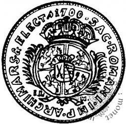 półtalar (ortsthaler) - Ag