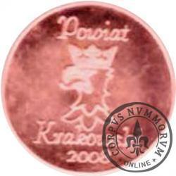20 talarów krakowskich (Cu)
