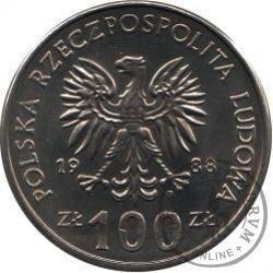 100 złotych - Powstanie Wielkopolskie