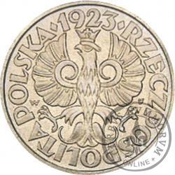 20 groszy - nikiel GR oddzielnie