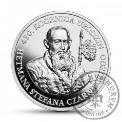 10 złotych - 420. rocznica urodzin Hetmana Stefana Czarnieckiego