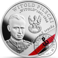10 złotych - Witold Pilecki ps. Witold