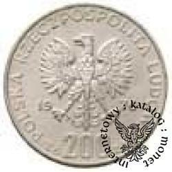 200 złotych - znicz i koła olimpijskie (bez monogramu)