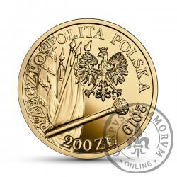 200 złotych - 420. rocznica urodzin Hetmana Stefana Czarnieckiego