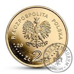 2 złote - kanonizacja Jana Pawła II