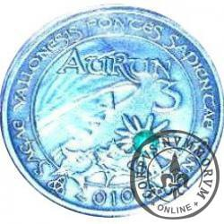 3 AuRun (Ag ze szmaragdem)