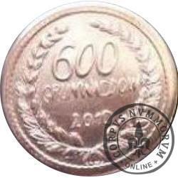 600 grunwaldów (Cu)