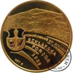 4 talary karkonoskie - Szklarska Poręba (II emisja - misiądz z tampondrukiem)