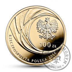 100 złotych - kanonizacja Jana Pawła II