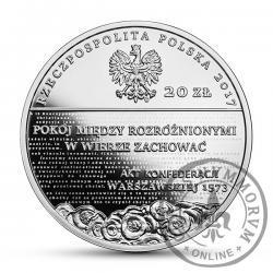 20 złotych - pięć wieków Reformacji w Polsce