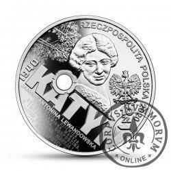 10 złotych - Katyń - Palmiry