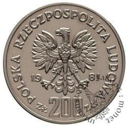 200 złotych - Herman półpostać