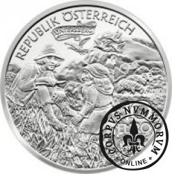 10 euro - Karol Wielki w Untersbergu