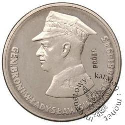 50 złotych - Sikorski