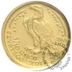 50 złotych - orzeł bielik