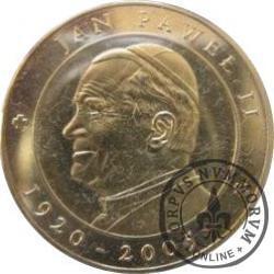 Jan Paweł II / Sanktuarium Matki Bożej Fatimskiej Krzeptówki - Zakopane (typ I)