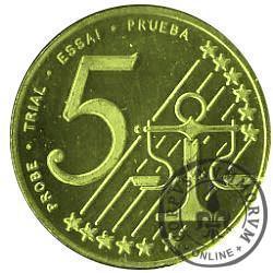 5 cent (Au - typ II)