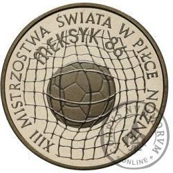500 złotych - Xii Mistrzostwa Świata w Piłce Nożnej Hiszpania 1982