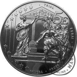 5 euro (Ag - typ II)