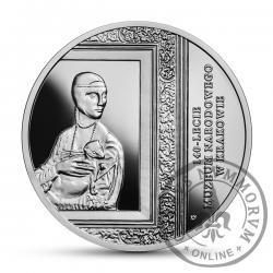20 złotych - 140-lecie Muzeum Narodowego w Krakowie