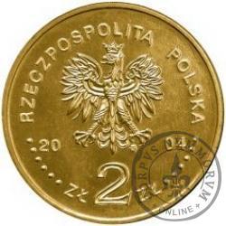 2 złote - 100-lecie Akademii Sztuk Pięknych w Warszawie