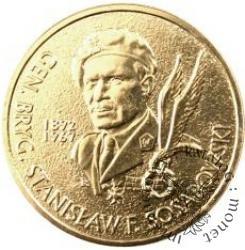 2 złote - Stanisław Sosabowski