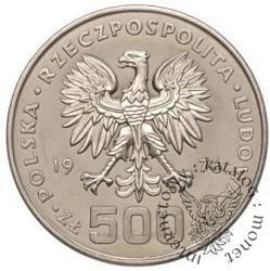 500 złotych - Pułaski