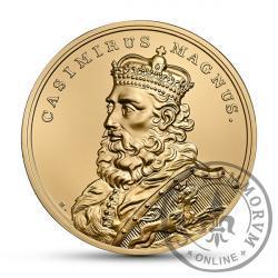 500 złotych - Kaziemierz Wielki