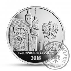 10 złotych - 760-lecie Towarzystwa Strzeleckiego Bractwo Kurkowe w Krakowie