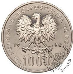 1000 złotych - Witos